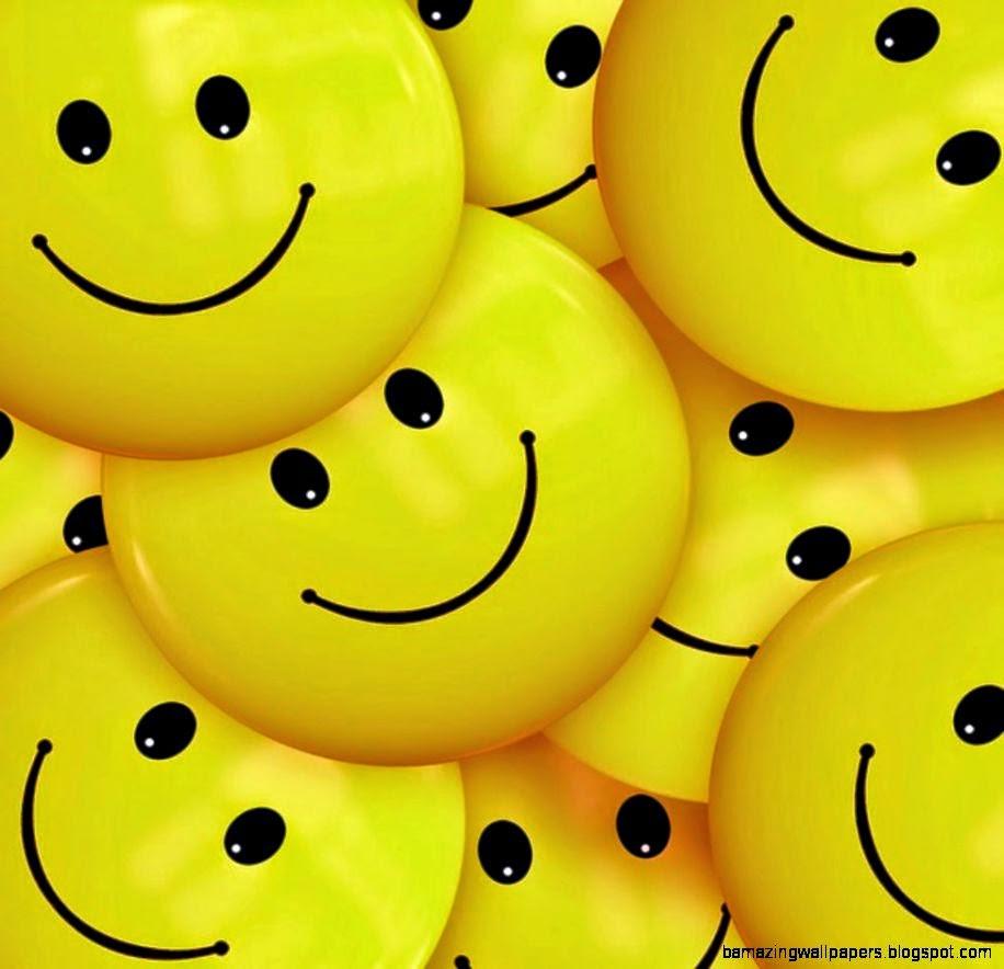 Cute Smiley Wallpaper