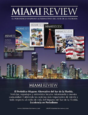 Miami Review News: Portada