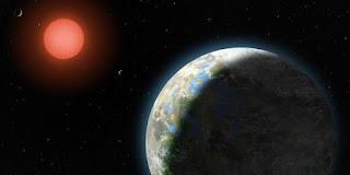 Bisa Planet Bumi Kedua, Planet Gliese 581g Ternyata Tidak Ada