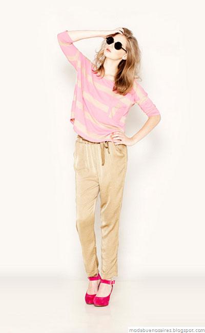 Vero Alfie otoño invierno 2012. Blog de moda Argentina.