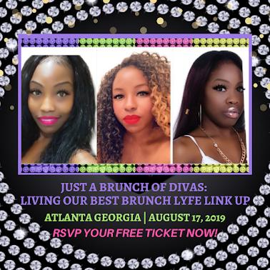 Just A Brunch Of Diva: Living Our Best Brunch Lyfe Link-Up
