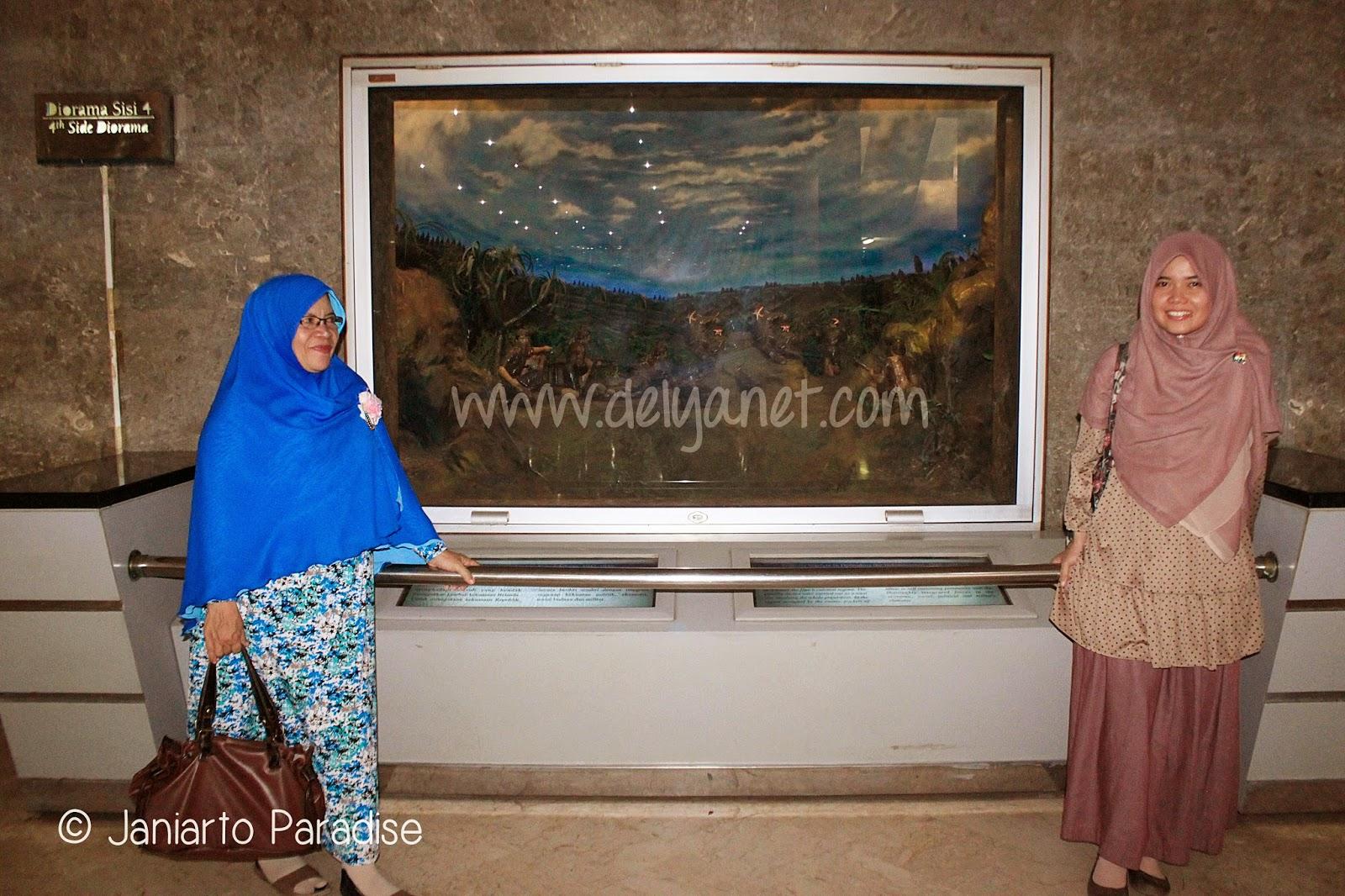 Diorama Sejarah Indonesia