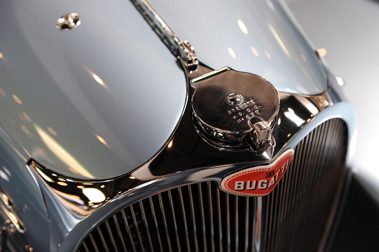 The Bugatti Type 57SC Atlantic