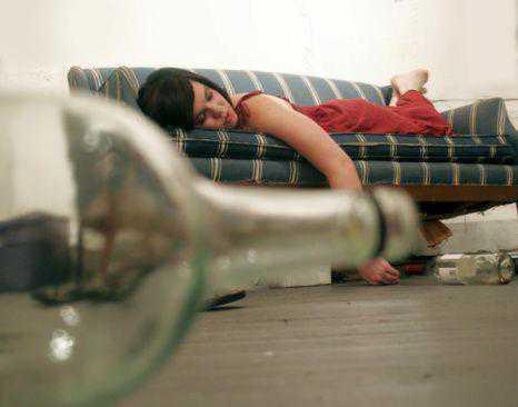 Hidup Sehat - Bahaya Alkohol