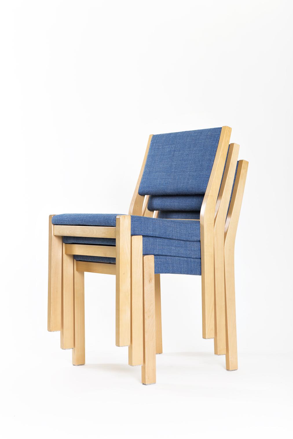 Vanhan vieh tys artek 611 tuolit for Sedia 611 artek
