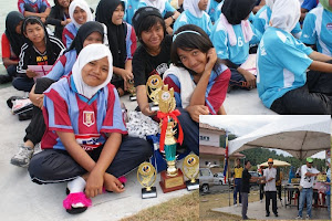 Kenangan Juara Bola Tampar Wanita 2010