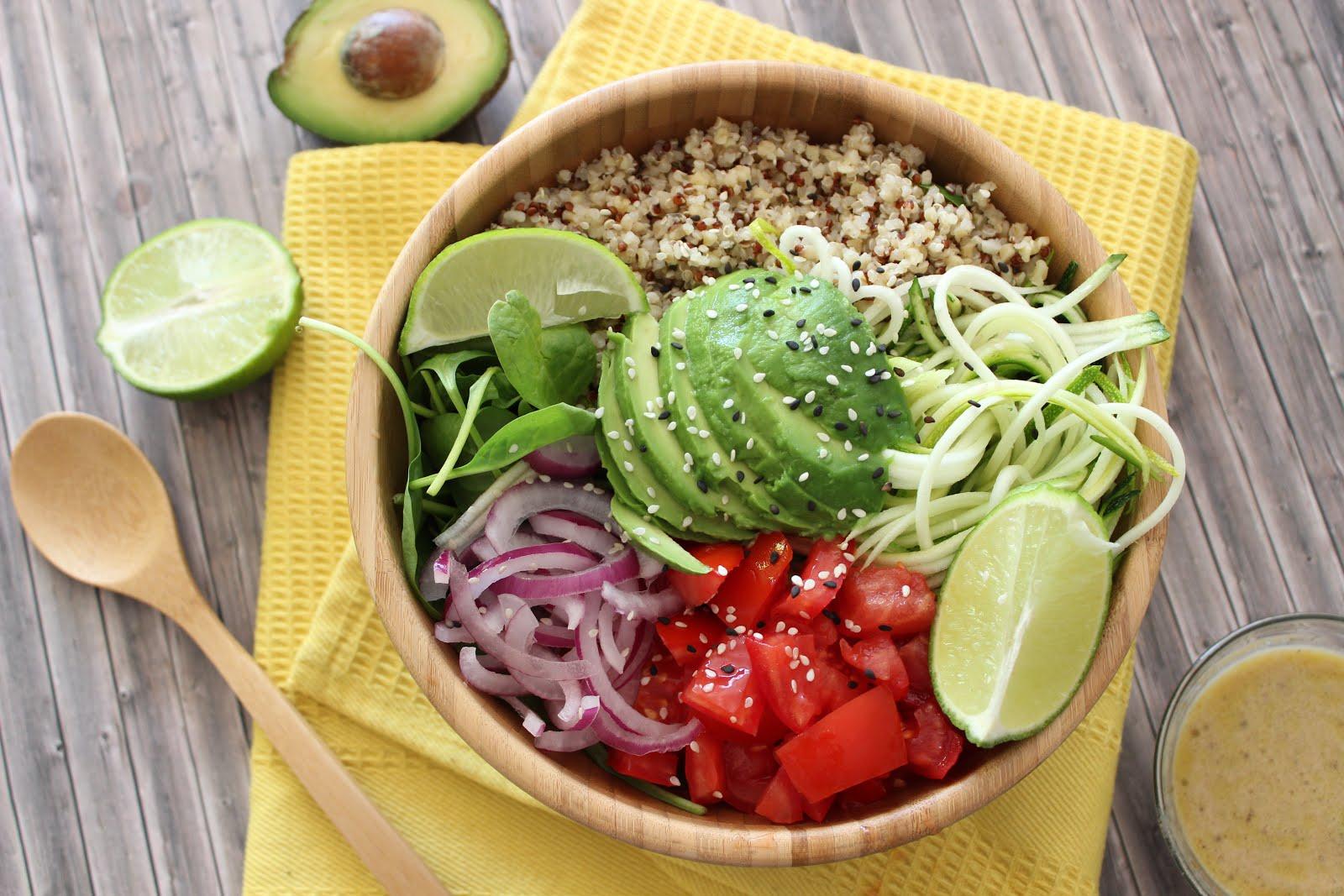 Top Quinoa bowl : l'idée lunch box délicieuse et équilibrée | Le  YQ13