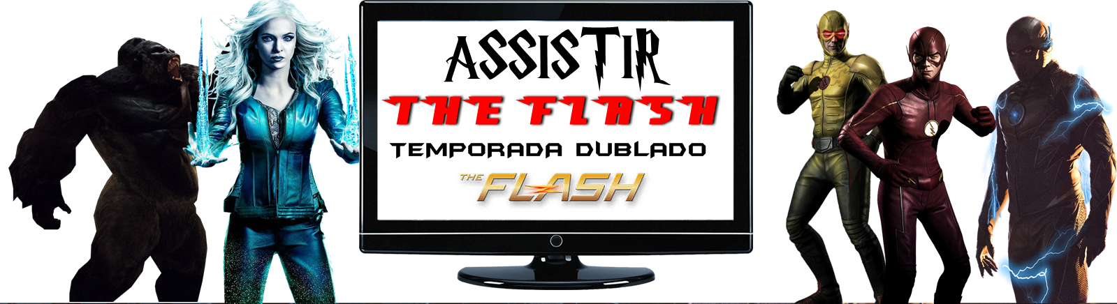 Assistir The Flash HD