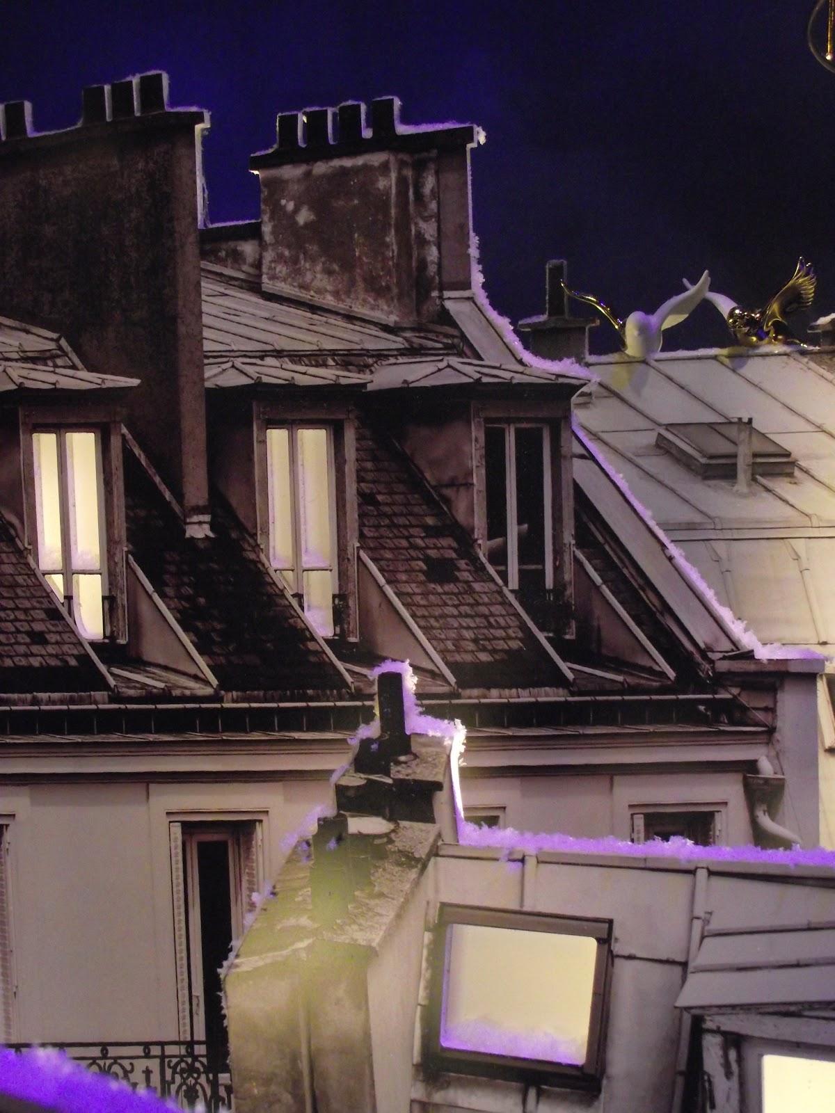 #631AB1 Sur Les Toits De Paris {Noël Avec Le Bon Marché} Nalou's  5347 décorations de noel bon marché 1200x1600 px @ aertt.com