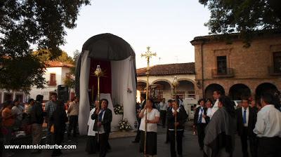 Festividad del Corpus en Pátzcuaro
