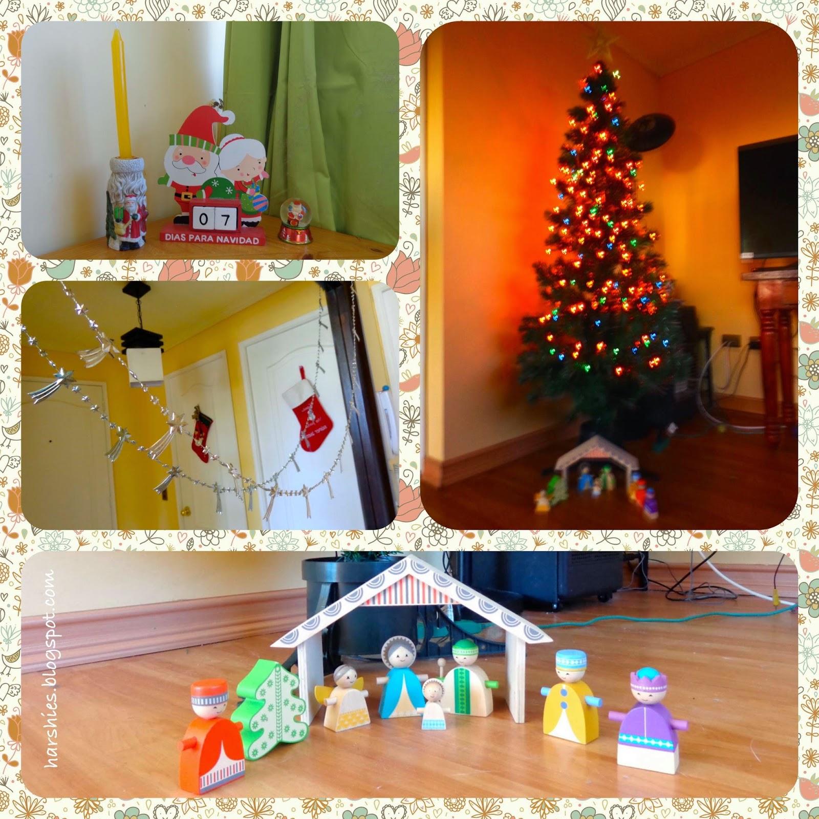 El mundo seg n elizabetha instant neas de mi vida como - Como adornar la casa para navidad ...