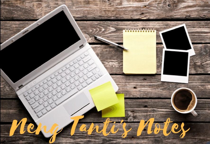 Neng Tanti's Notes