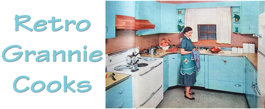 RetroGrannie Cooks