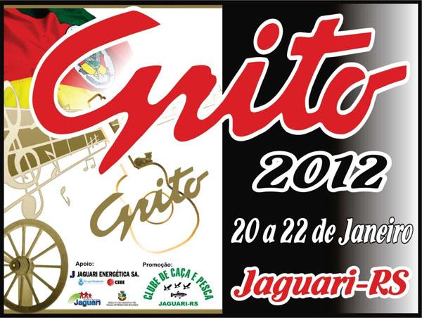 GRITO 2012 JAGUARI RS