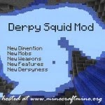 untitled Derpy Squid Mod 1.5.1 Minecraft 1.5.1/1.4.7