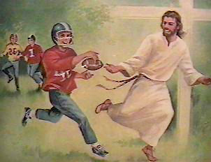 The Biblical World Jesus Doesn T Play Football Tim Tebow S 316 Yards