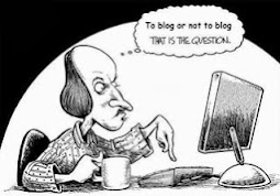 Mr Shakespeare's blog