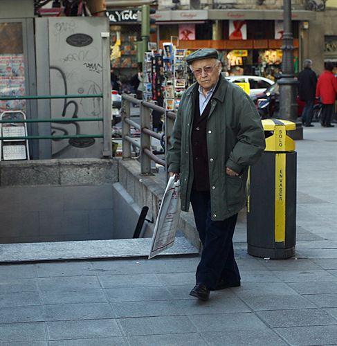 Banco de España, preocupado por la caída de población en edad de trabajar