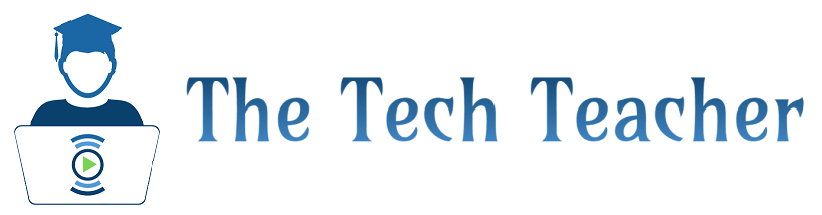 The Tech Teacher