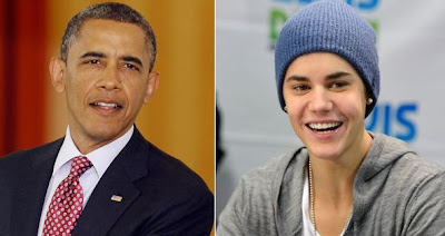 President Barack Obama and Justin Bieber Video