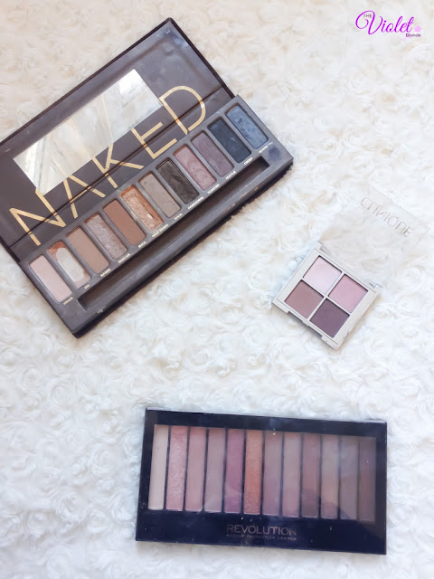 top 3 eyeshadow palettes