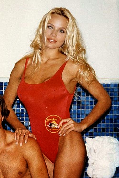 What do you think about the newest Pamela Anderson appearance? If she looks more better than before during her Baywatch appearance? I will choose the both ways and for the readers. . . . the column have been waiting for a long time.