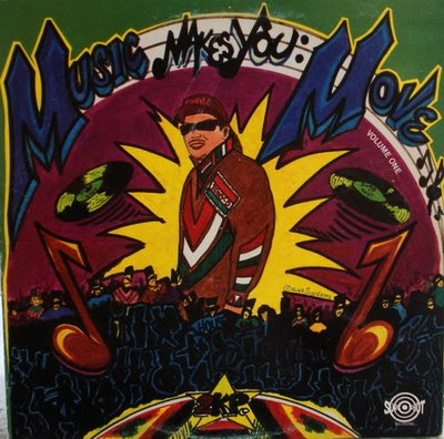 Tony D – Music Makes You Move (Vinyl) (1989) (256 kbps)