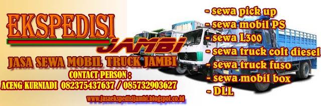 Jasa sewa mobil Jambi