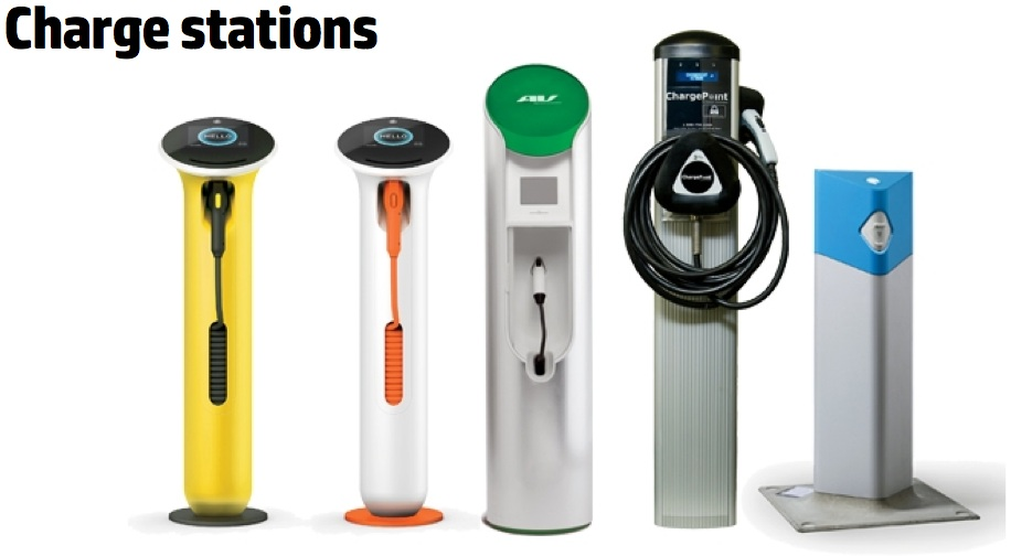 Battery Car Charging Stations