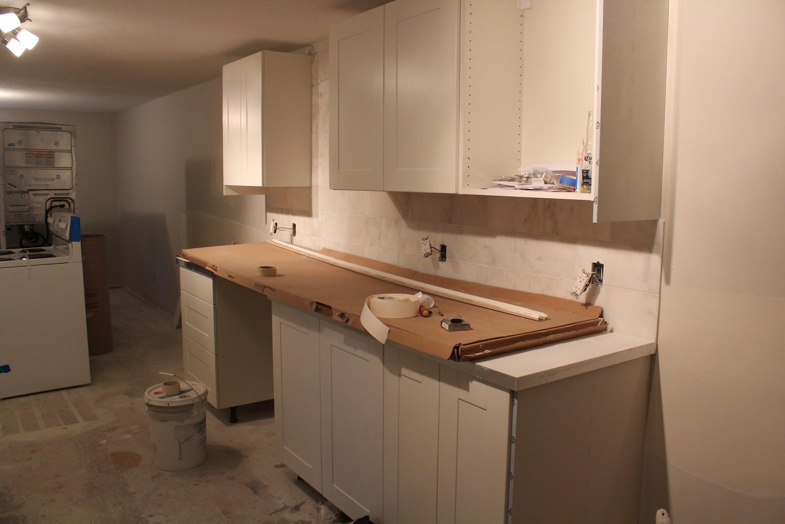 Ikea Adel Kitchen Marble Numerar