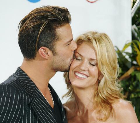 Ricky Martin Wife