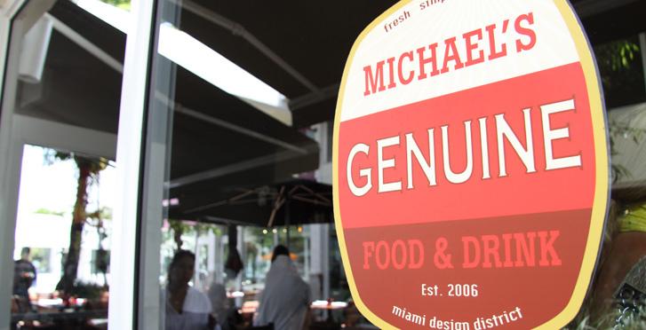 Sem regras para experimentar restaurante michael´s