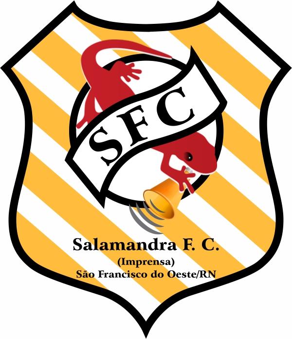 BRASÃO DO SALAMANDRA FUTEBOL CLUBE (IMPRENSA).