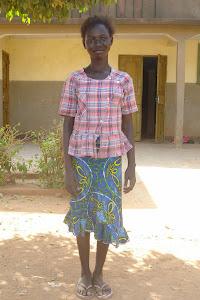 Sarata from Burkina Faso