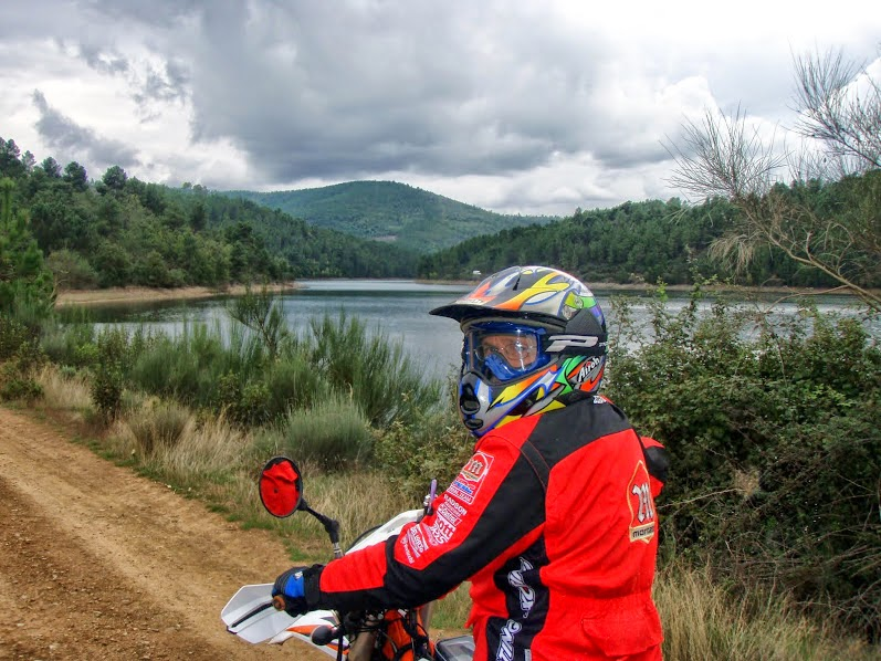 KTM Free Ride. Africa Twin. Trail Forever Portugal.
