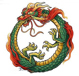Binatang Mitologi Dunia yang Melegenda - Naga (Dragon)