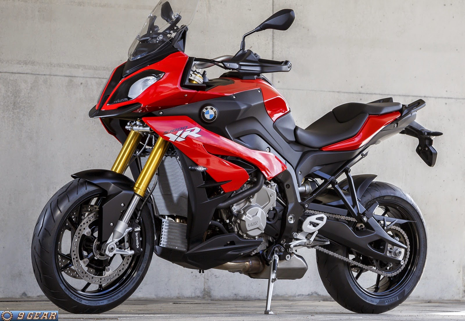 The New Bmw S 1000 Xr Motorcycle 2016 Car Reviews New