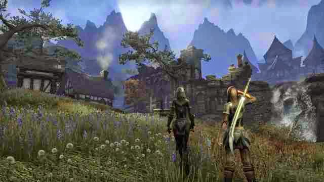 Elder Scrolls Online' PS4 Release Date Updates And News: Latest ...