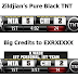 NBA 2K14 Black-Themed TNT Scoreboard Mod