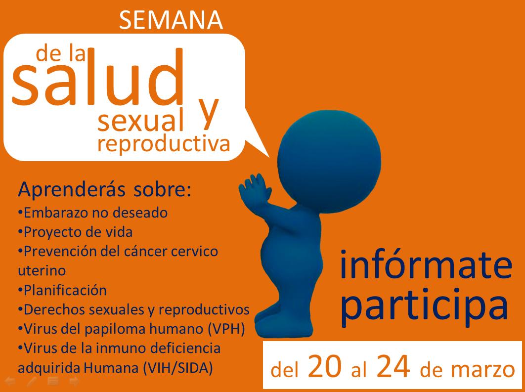 Salud salud nacional sexual