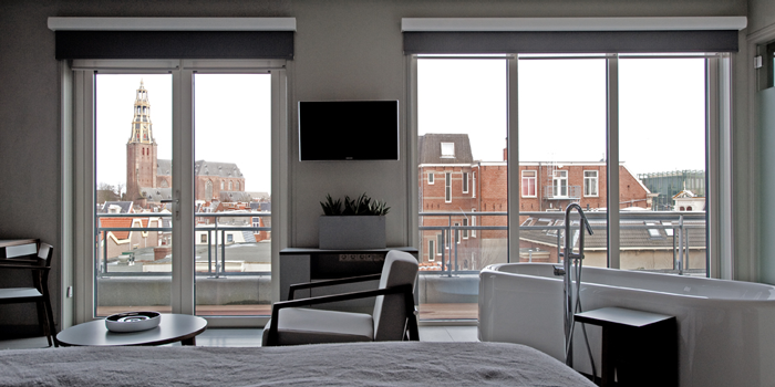 Penthouses Hotel In St Louis