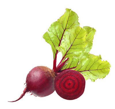 gambar ubi bit merah