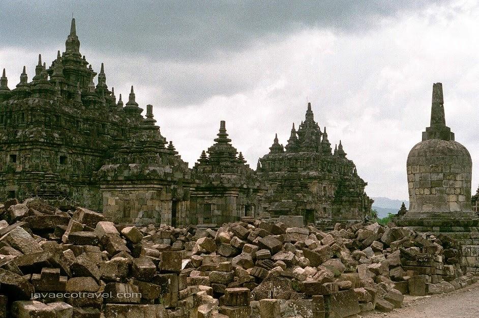 Plaosan Budhist Temple