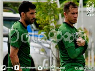 Oriente Petrolero - Emiliano Romero - Mariano Brau - DaleOoo.com página del Club Oriente Petrolero