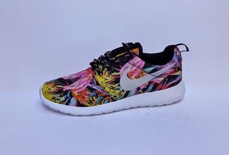 Sepatu Nike Roshe Flyknit Women, Nike Roshe Flyknit ladies