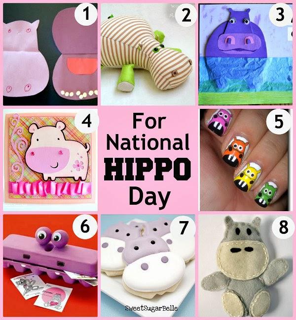 Hippo crafts