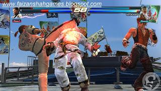 Tekken tag tournament 2 pc