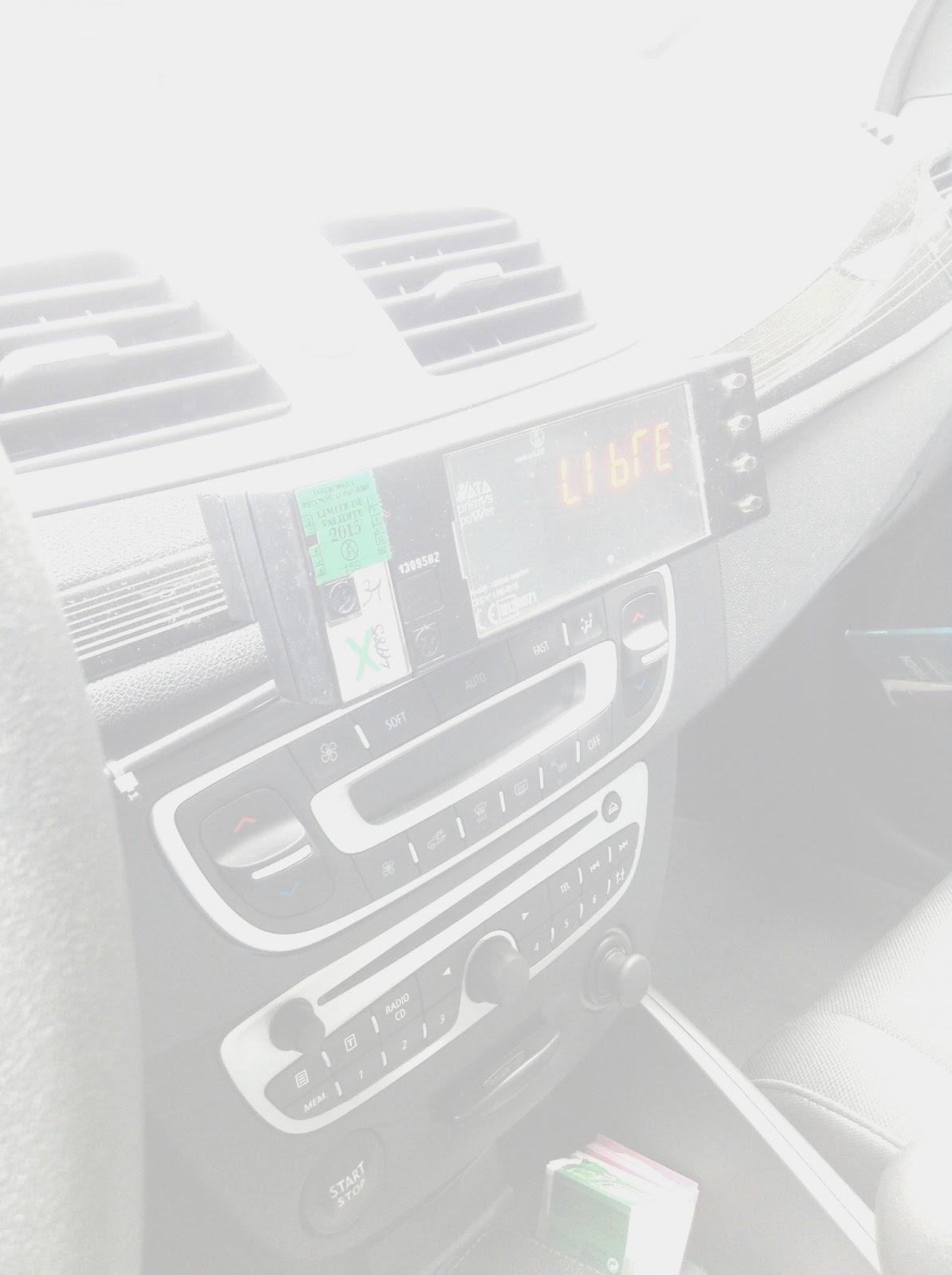 resultats taxi uv3