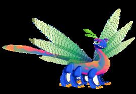 imagen del dragon libelula adulto