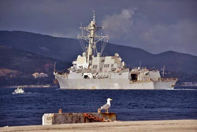 Military News - Another U.S. ship to sail for Black Sea